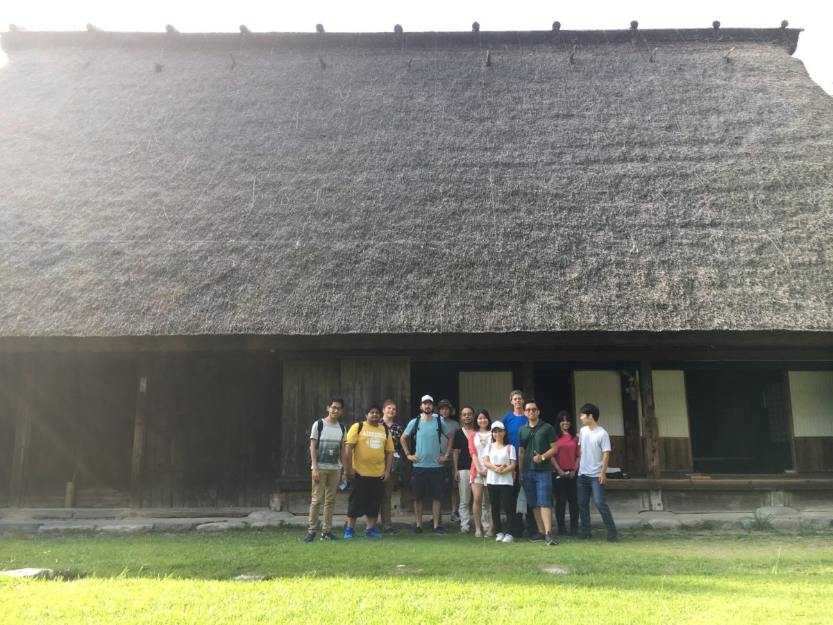 09/10/2017 Traditional Open Air Farm Houses Museum