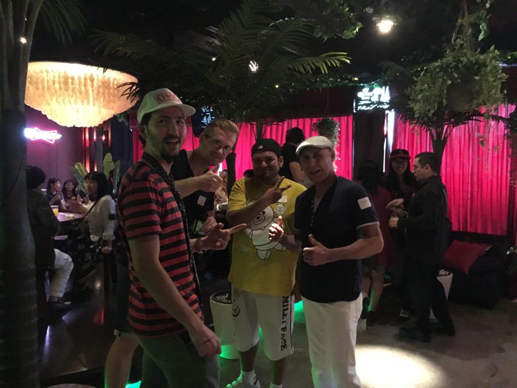 ESPIRITU LATINO La Primera Reunion