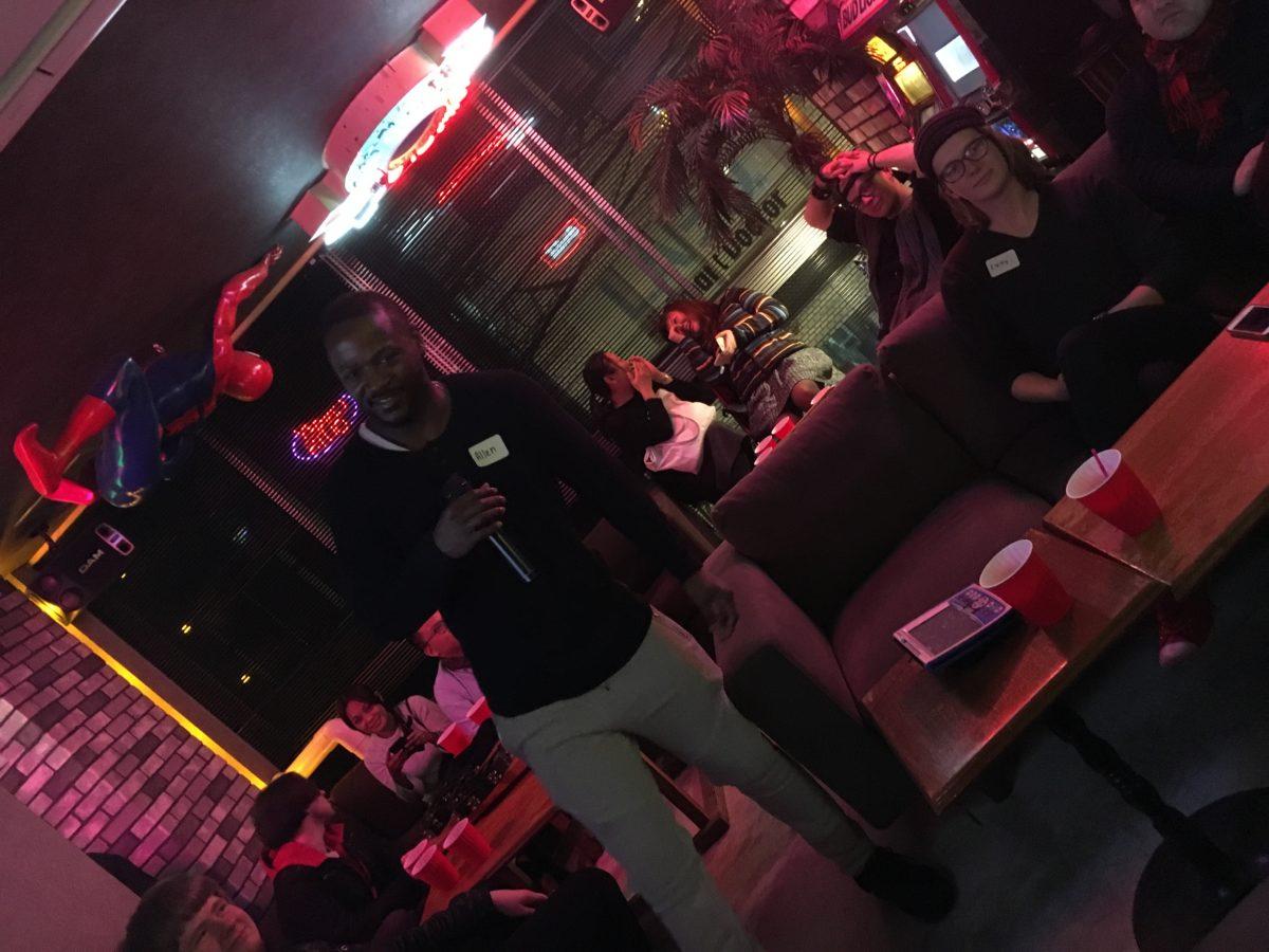 01/26/2018 Karaoke Party