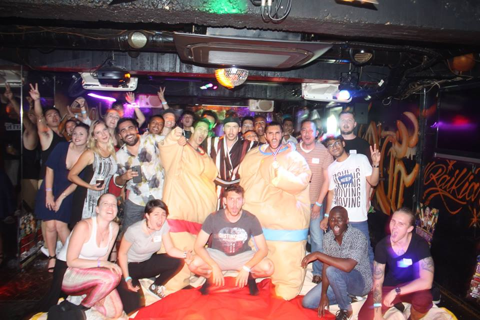 07/21/2018 Sumo Suit Night #1