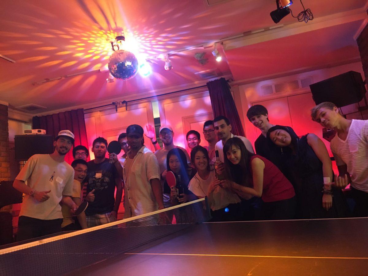 08/22/2018 PING PONG & CHAT #108