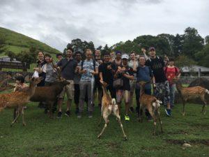 09/09/2018 Peaceful Nara escape