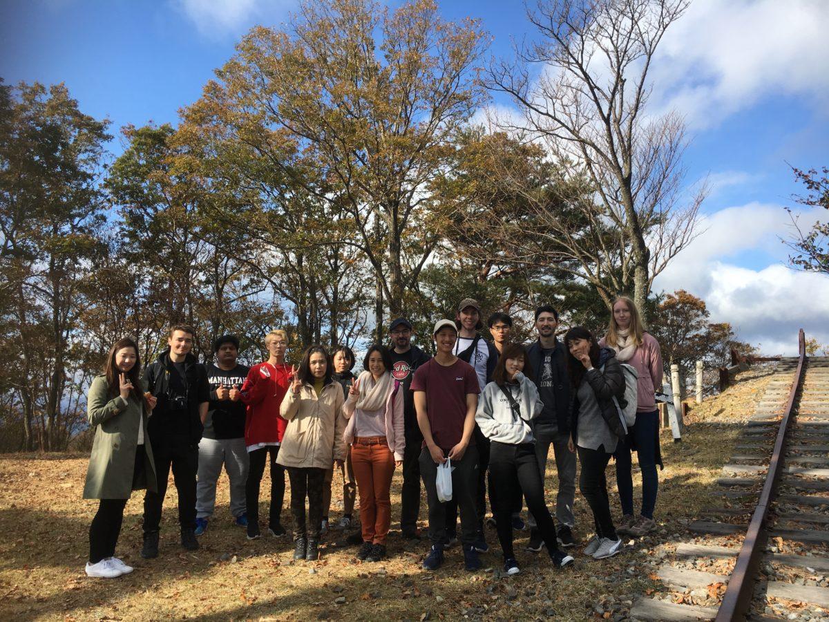 11/17/2018 Myoken & surroundings Day Hike