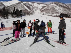 02/02/2018 200 ppl SKI WEEKEND