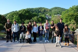 05/04/2018 Night Bloom stroll in Satsukiyama