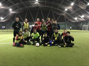 02/09/2019 Futsal Fun with New Friends