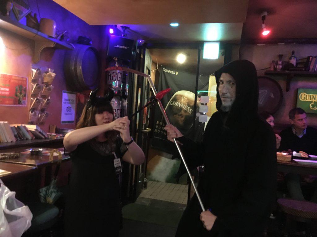 Halloween party osaka 2017