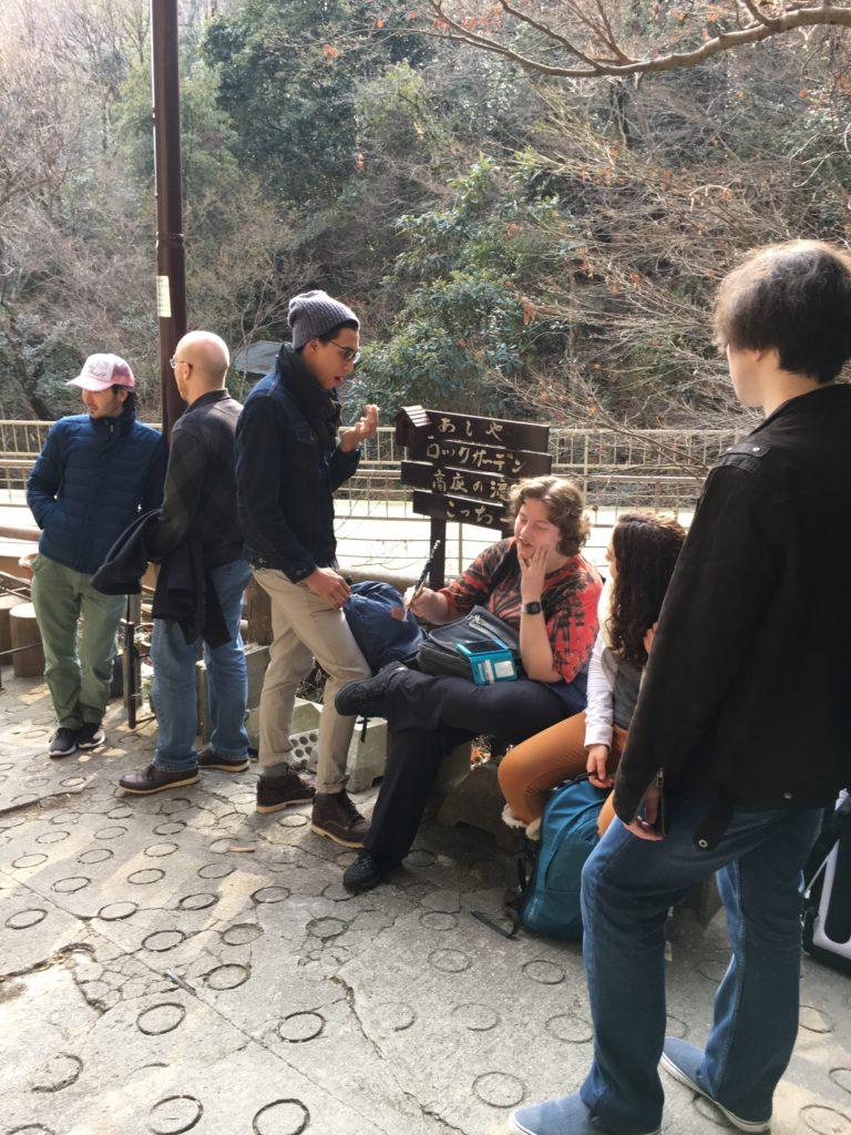 01/21/2018 Ashiya Rock Gardens Trail
