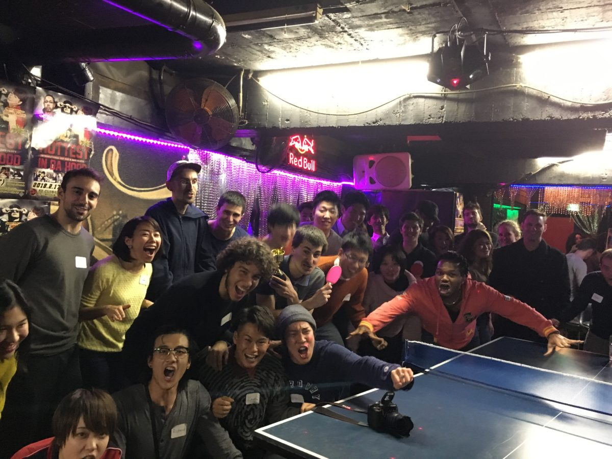 03/21/2018 PING PONG & CHAT#76