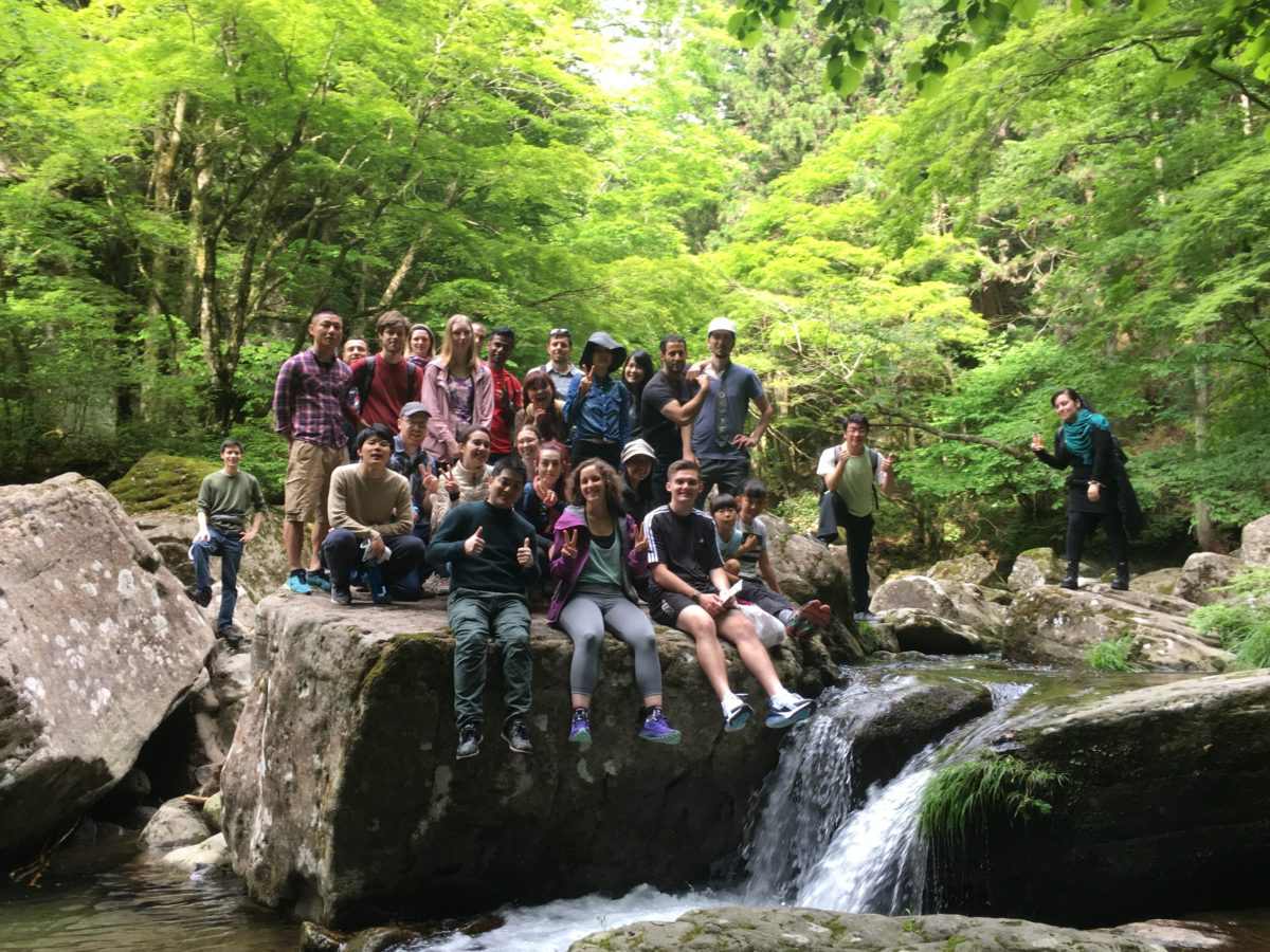 05/20/2018 Sublime 48 Waterfalls & Ninja History Walk
