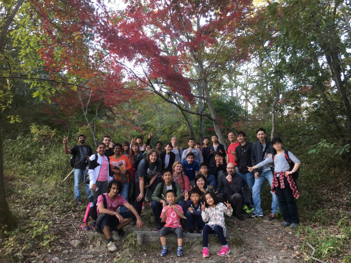 11/10/2018 Takatsuki Riverside Walk: Refresh