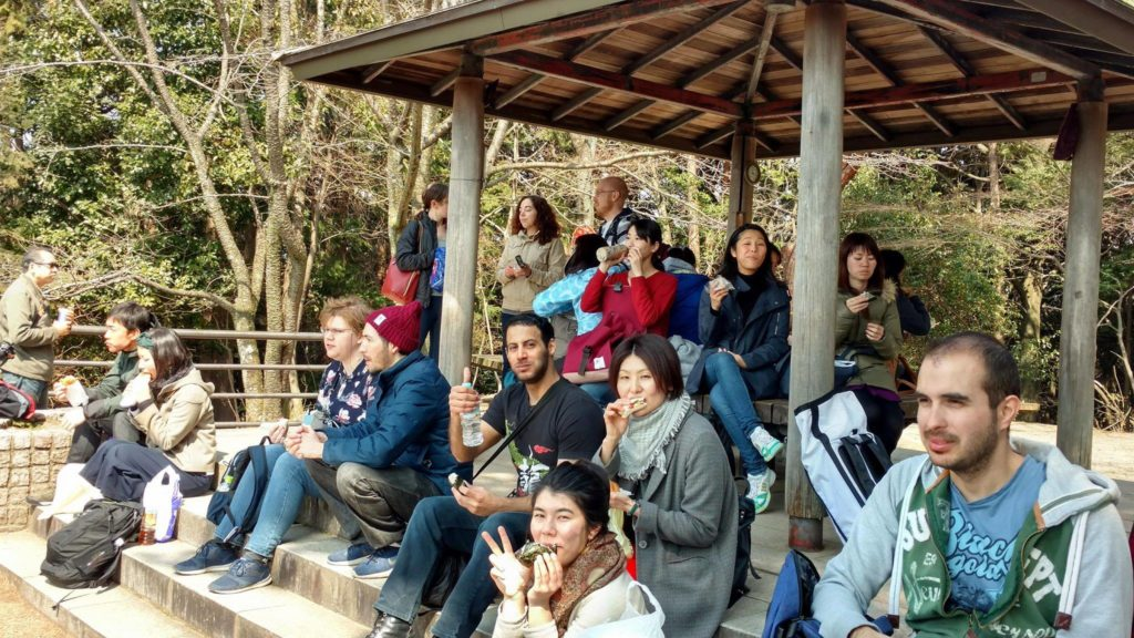 03/11/2018 Uji Tea Town & Bonsai Day Hike