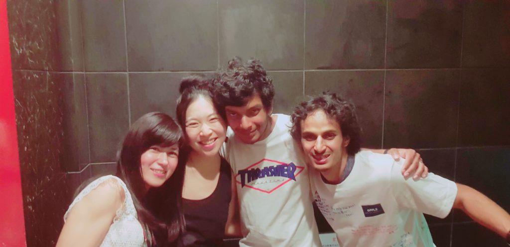 08/18/2018 Osaka SUMMERFEST (Kaori, Lilly, Ravi & Anas)