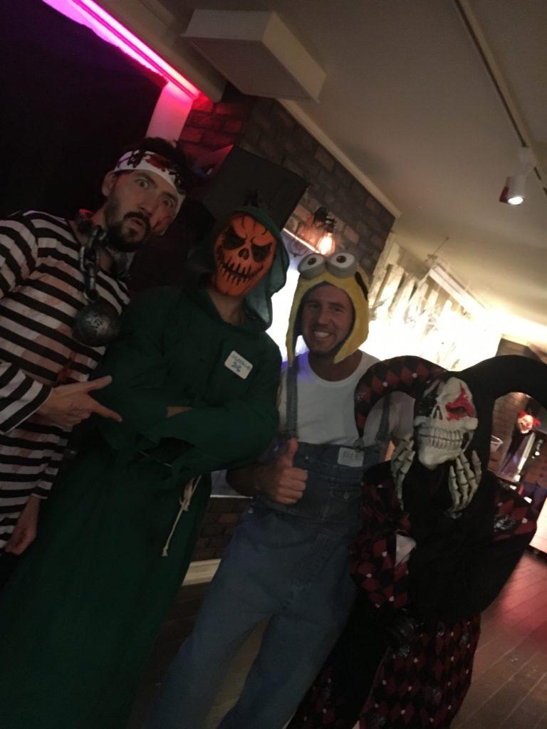 10/26/2018 OSAKA HALLOWEEN Pub Crawl