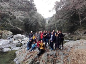 01/14/2018 Takatsuki Riverside Walk: Refresh yourself for 2018