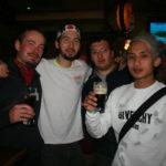 01/02/2019 Osaka Friday night Pub Crawl
