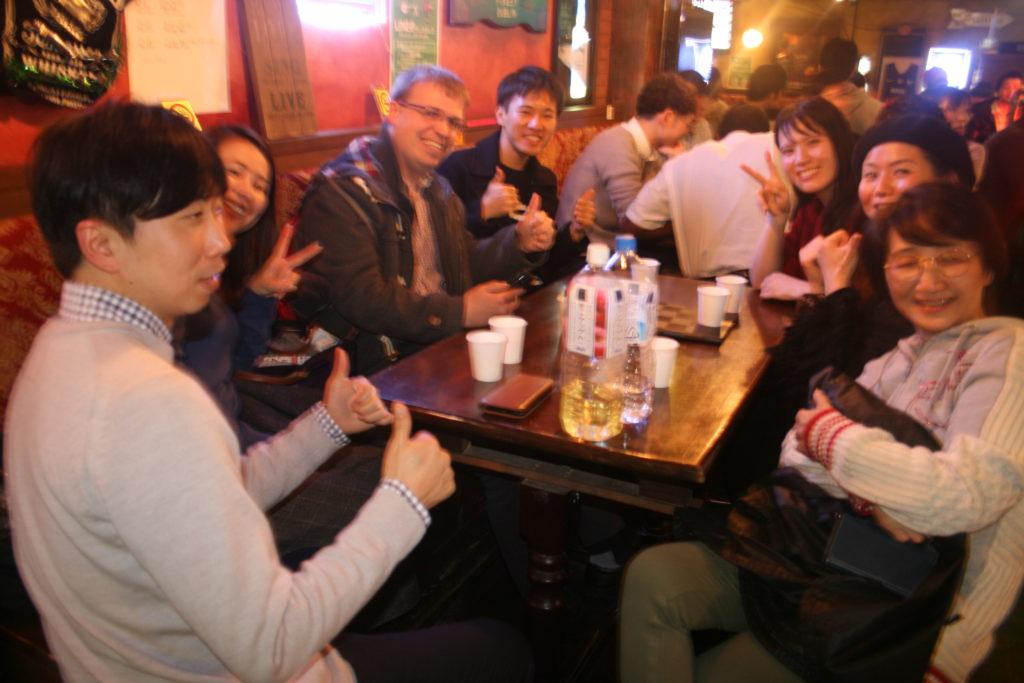 02/02/2019 ¥400 Language Exchange Osaka