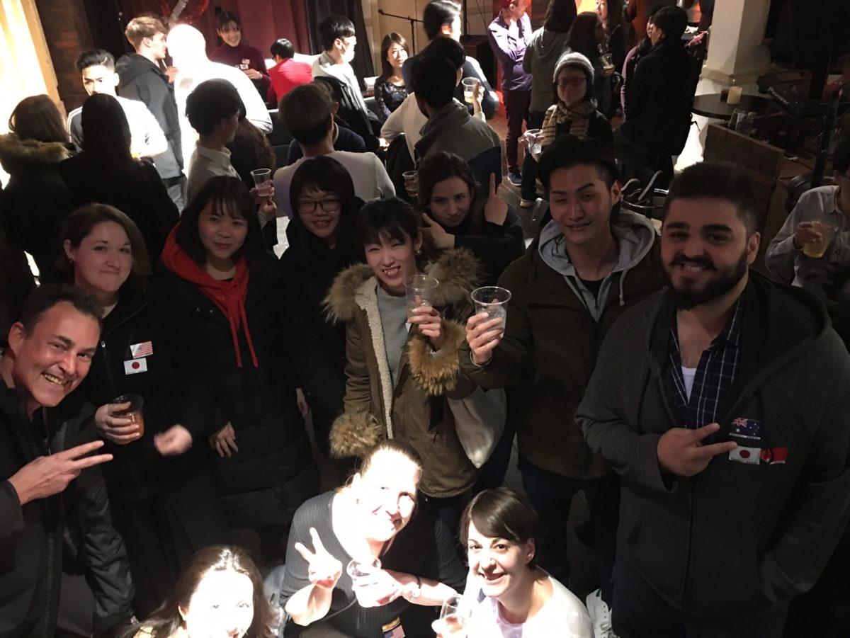 02/14/2019 FREE International Gathering#6 & Board games Night#53
