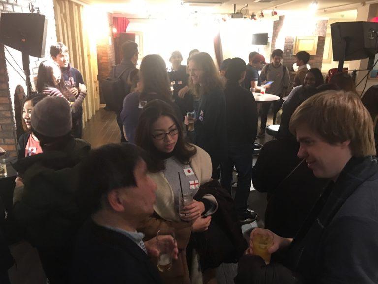 02/07/2019 FREE International Gathering#5 & Board games Night#52