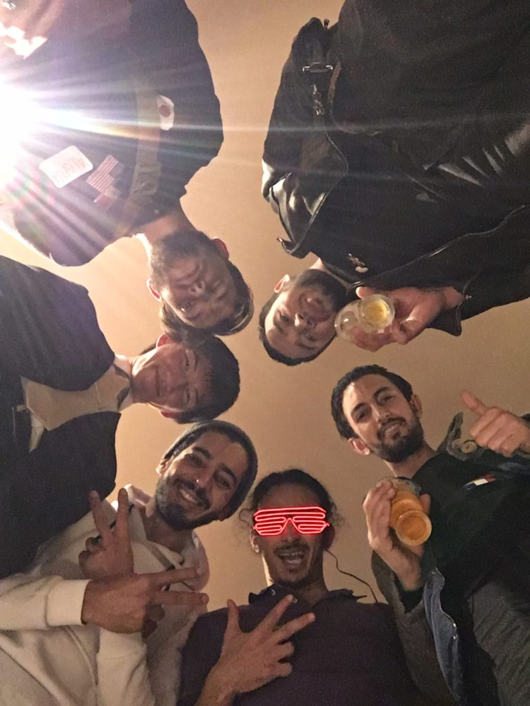 02/28/2019 FREE International Gathering#8 & Board games Night#55