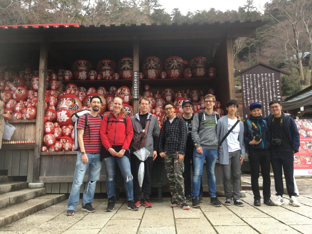 03/21/2019 Katsuoji Shrine DAY Hike