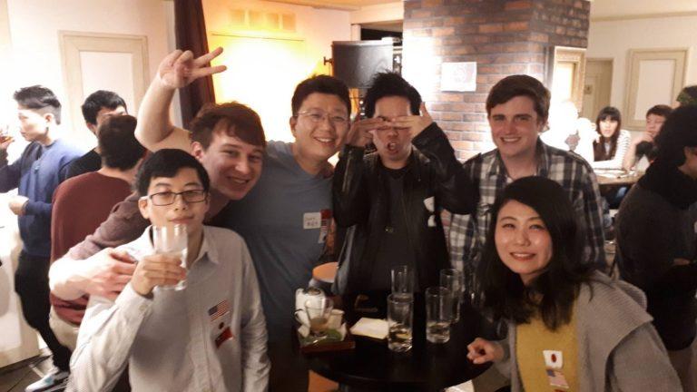 03/21/2019 FREE International Gathering#11 & Board games Night#58