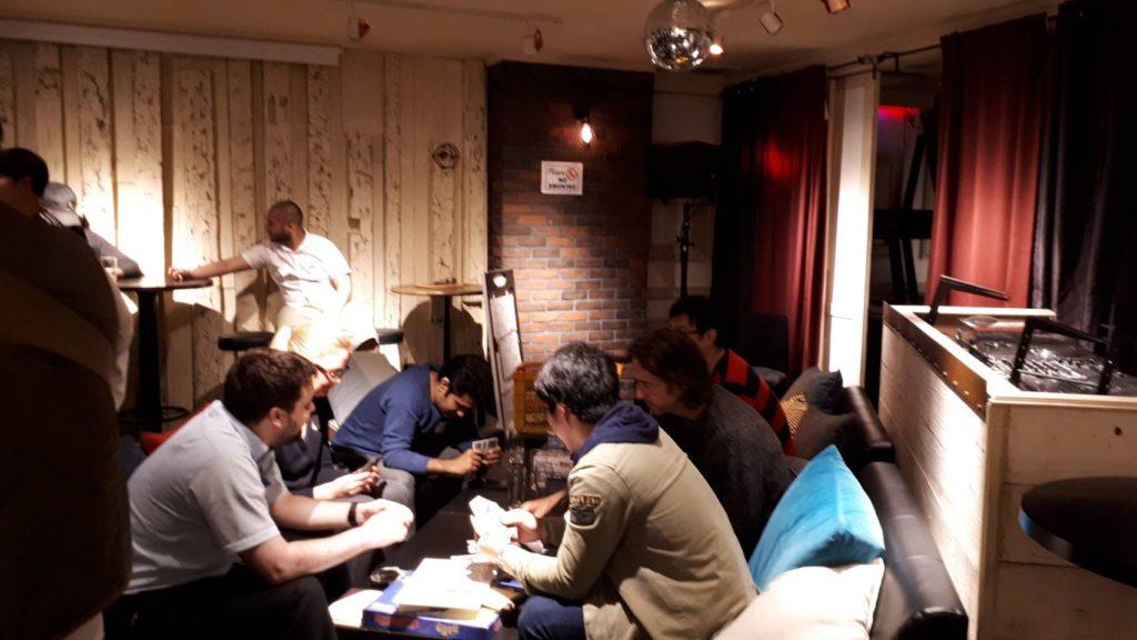 04/18/2019 FREE International Gathering#15 & Board games Night#62