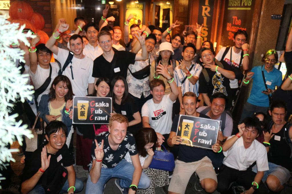 07/13&14/2019 Osaka Pub Crawl