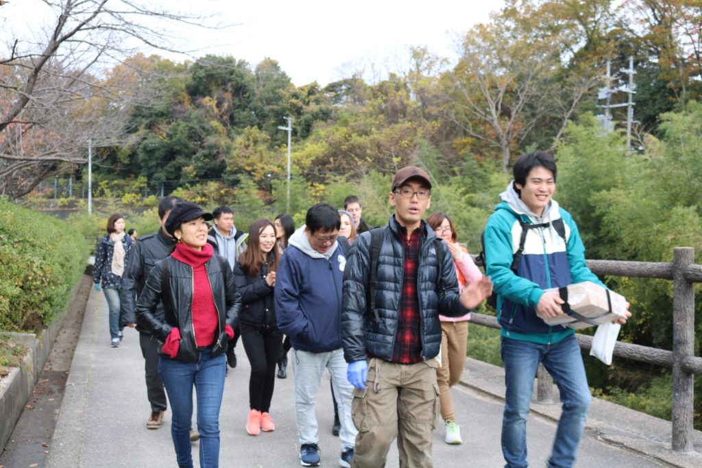 12/08/2019 Longest wooden footbridge in Japan Trek