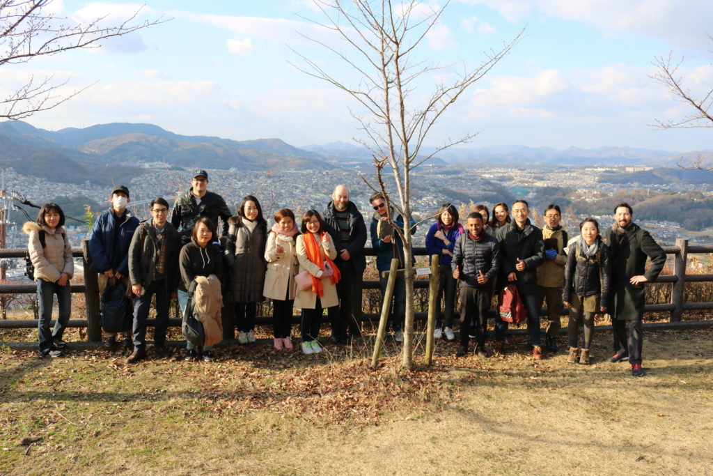 01/13/2019 Easy stroll on Mount Satsuki
